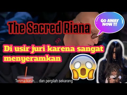 FULL VIDEO !! THE SACRED RIANA DI USIR JURI SAAT TAMPIL PERDANA DI AMERICA GOT TALENT