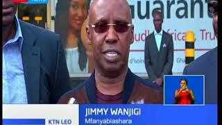 Seneta wa Siaya James Orengo Jimmi Wanjigi waondoka nchini kwenda mjini Harare, Zimbabwe