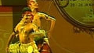 Bharatanatyam fusion by Shijith Nambiar and Parvathy Menon