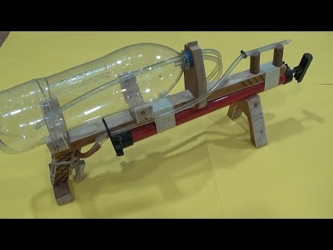 Fusil de agua superpotente