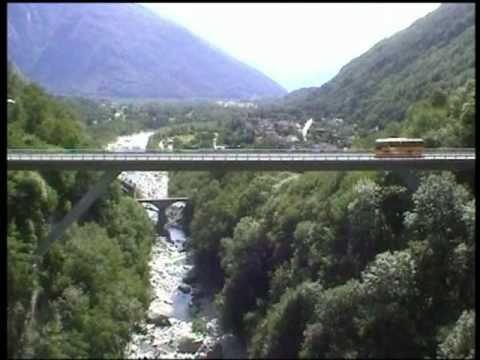Zwitserland Centovalli Express 2005