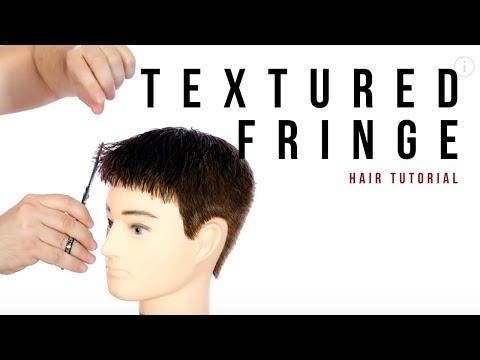 Mens Haircut Tutorial