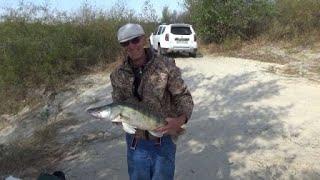 Река рассыпная рыбалка