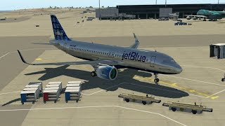 X-Plane 11 - Come Fly With Me! Flying From Los Angeles to Las Vegas! (Full Flight)