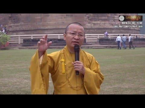 Những bài học từ nơi đức Phật chuyển pháp luân