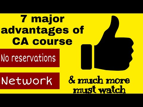 7 major advantages of CA ( chartered accountancy ) course in ...