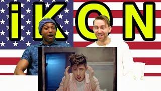 "Americans Meet Kpop: iKON ""Dumb & Dumber"" (KOR SUB)"