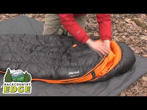 Marmot Plasma 0 Degree Sleeping Bag