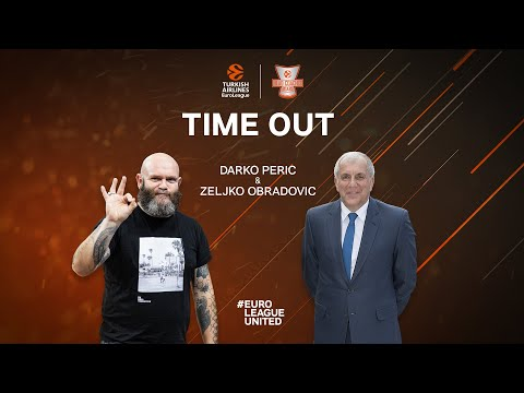 TIME OUT: Darko Peric interviews Zeljko Obradovic!
