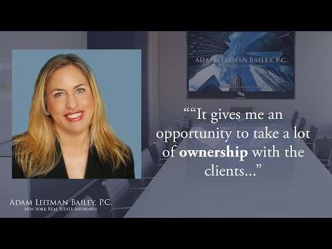 """It Gives Me an Opportunity to Take a Lot of Ownership with the Clients."" testimonial video thumbnail"