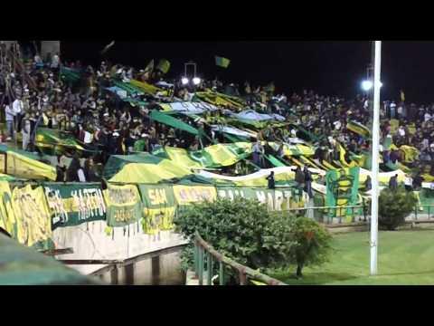 """Aldosivi - Deportivo Merlo 07-04-2012 (03)"" Barra: La Pesada del Puerto • Club: Aldosivi"