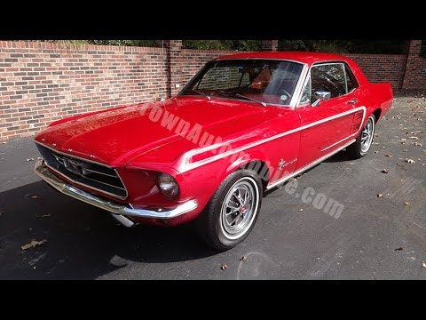 Video of '67 Mustang - M763
