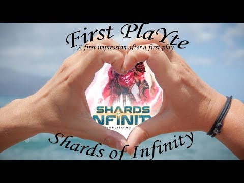 First PlaYte: Shards of Infinity