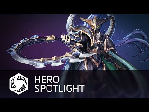 Maiev Spotlight - a Melee Assassin Who Deals AoE Devastation