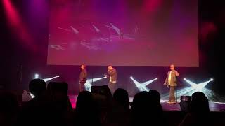 911 Live in Singapore 2018 - The Day We Find Love