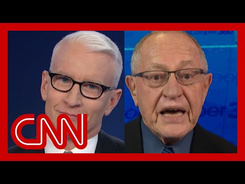 Dershowitz on impeachment reversal: I am much more correct right now