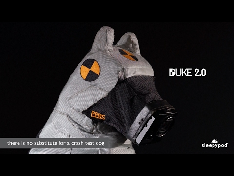 DUKE 2.0 - A Crash Test Dog That Records Accurate, Verifiable Data