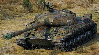 World of Tanks WZ-111 model 5A - 10 Kills 11,5K Damage