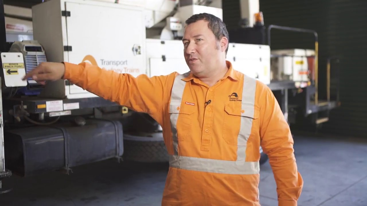 Signalling Apprentice, Transport Sydney Trains