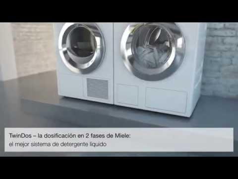 Función TwinDos de las lavadoras Miele ¿Cómo funciona?