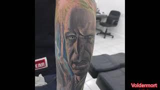 HP Tattoo Video