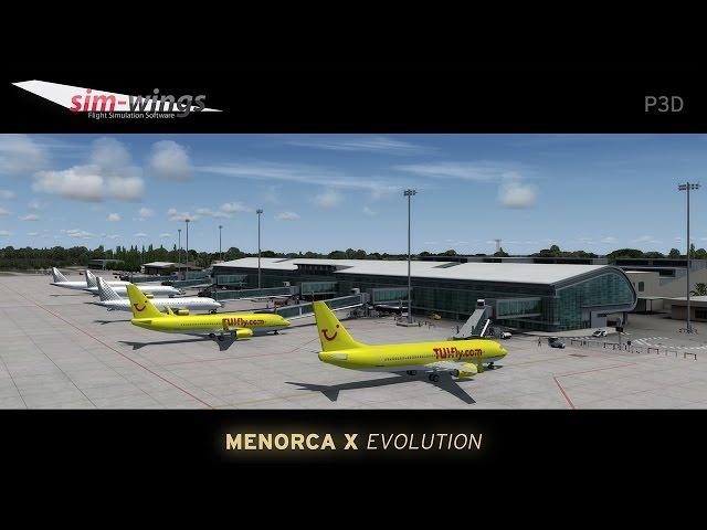 simMarket: AEROSOFT - MENORCA X EVOLUTION FSX P3D