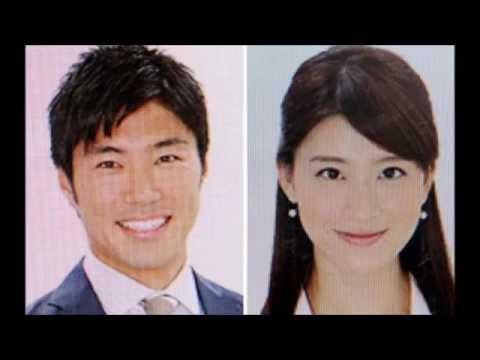 【朗報】日テレ郡司恭子アナと佐藤義朗アナが熱愛!!彼氏彼女ともに慶應大学出身