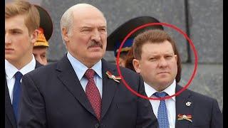 Сын Лукашенко ударил соперника клюшкой между ног