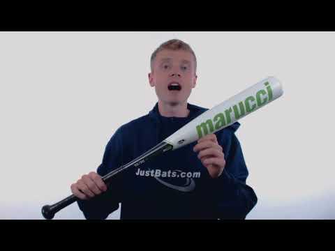 2018 Marucci Hex Alloy 2 -10 Senior League Baseball Bat: MSBHA2X10