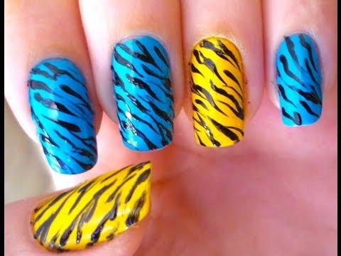 Listras de Zebra