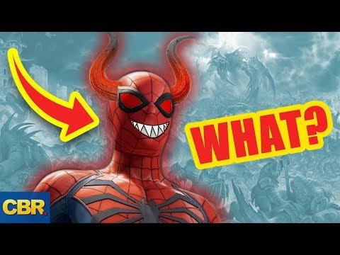 10 Times Spider-Man Became A SUPER VILLAIN - WHAAAT???