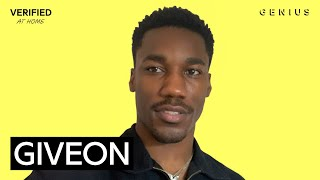 """Giveon """"LIKE I WANT YOU"""" Official Lyrics & Meaning 