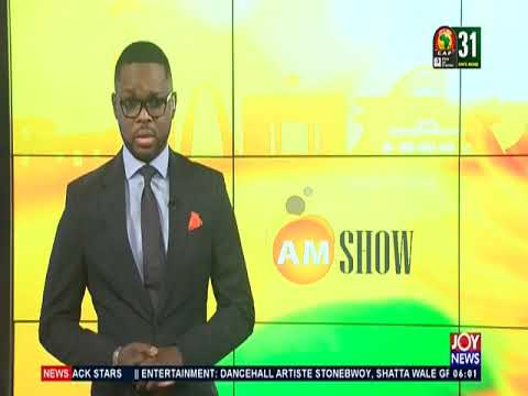 AM Show Intro on JoyNews (21-5-19)