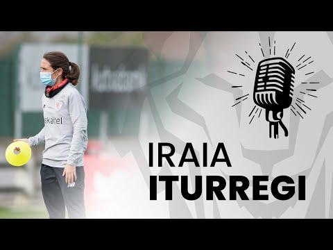 🎙️ Iraia Iturregi I pre Rayo Vallecano – Athletic Club I J21 Primera Iberdrola
