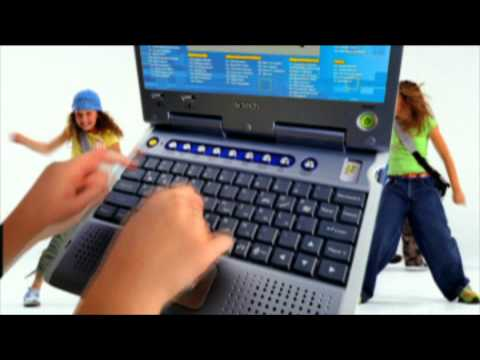 Lerncomputer TV-Spot von VTech