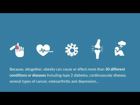 Tackling obesity together for European Obesity Day 2017 video