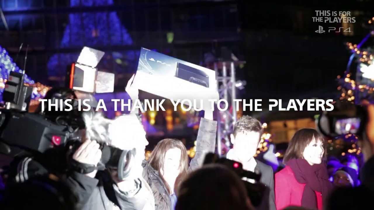 PlayStation 4 festeggia il suo primo compleanno – Il messaggio di Jim Ryan!
