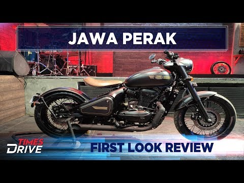 Jawa Perak   First Look Review   Price, Specs and more   Times Drive