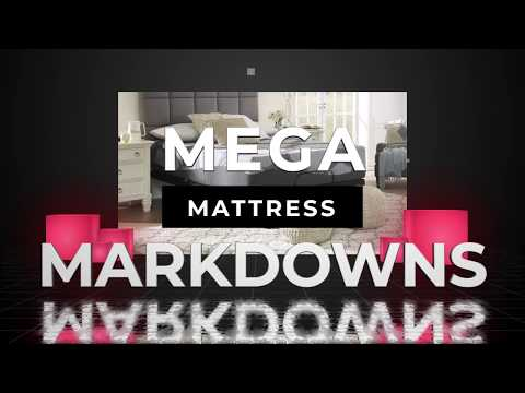 Mega Mattress Markdown