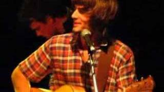 Angus & Julia Stone - Paper Aeroplane (live at The Vanguard, Sydney)