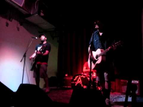 LOVE SONGS FROM THE HATED - LUIGI'S FUNGARDEN, SACRAMENTO 08-09-11 (1)