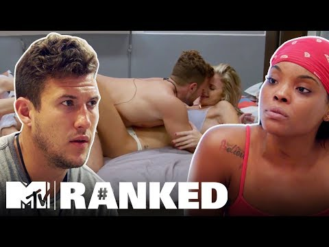 Hottest Hookup Moments 🔥💋Ranked: Are You The One?