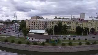 Xiaomi Mi Drone - реальное видео с камеры, устойчивость к ветру, скорость полета