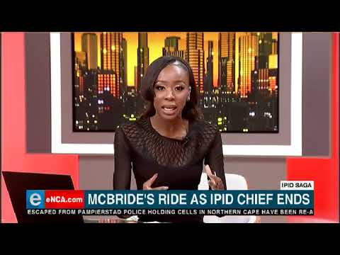 Tonight with Jane Dutton McBride's ride ends 28 February 2019