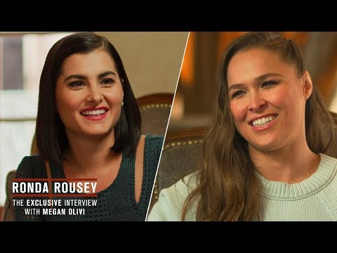 Ronda Rousey: The Exclusive Interview with Megan Olivi