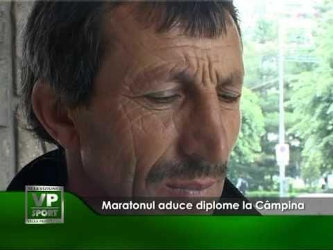 Maratonul aduce diplome la Câmpina