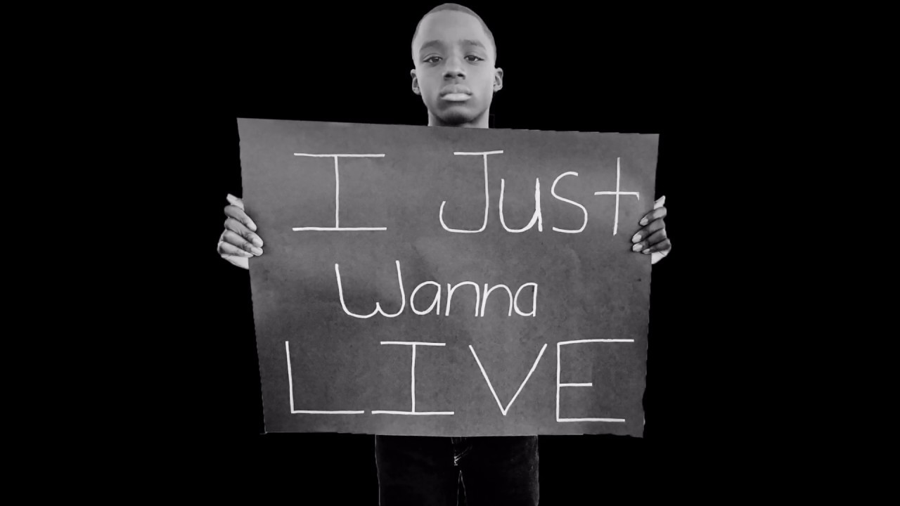 Keedron Bryant – I Just Wanna Live