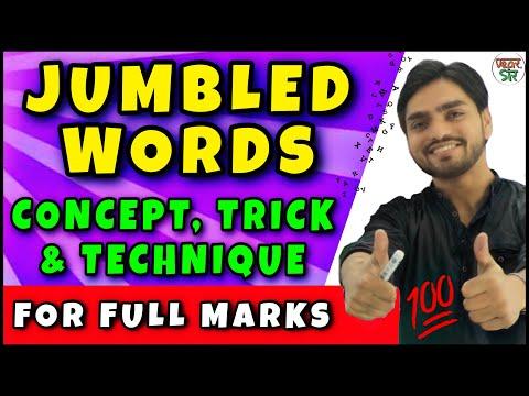 Jumble Words Tricks | Rearrangement of Sentence English/Grammar/Question/Answer/Concept | Class 9/10