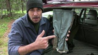 Günstige Gamaschen [TIPP!!] für Jagd, Wandern und Bushcraft   Outdoor AusrüstungTV