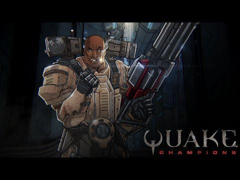 Présentation de Keel de Quake Champions